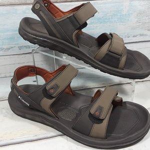Columbia Techlite Men's Sandals Size 10